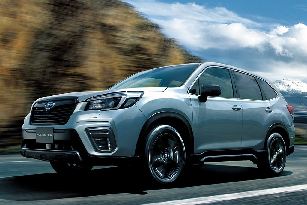 相同標配AWD全時四輪驅動系統與Lineartronic CVT無段變速系統,擁...