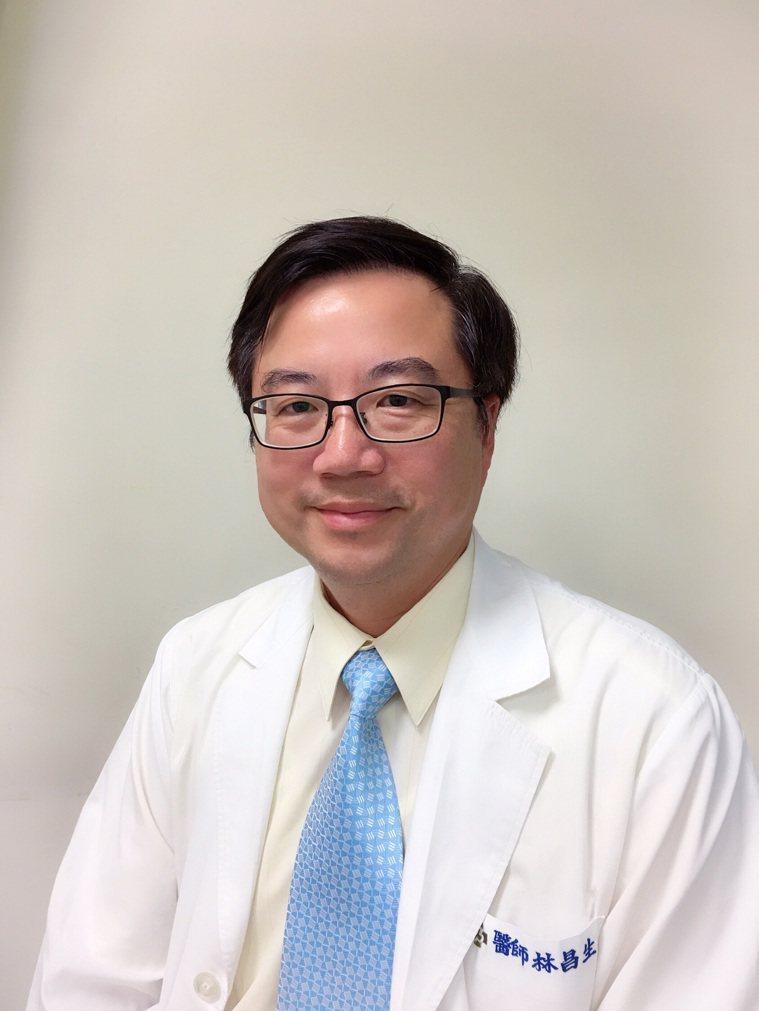 秀傳醫院胸腔內科主任林昌生 圖/秀傳醫院 提供
