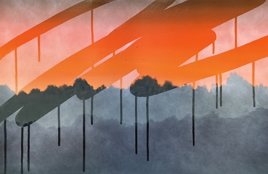 DOPENESS ART LAB展出日本藝術家Kurumi Kotani的作品《...