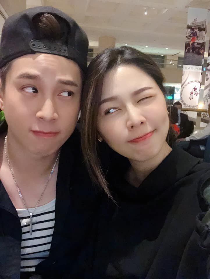白家綺與吳東諺慶祝結婚2週年。圖/擷自臉書