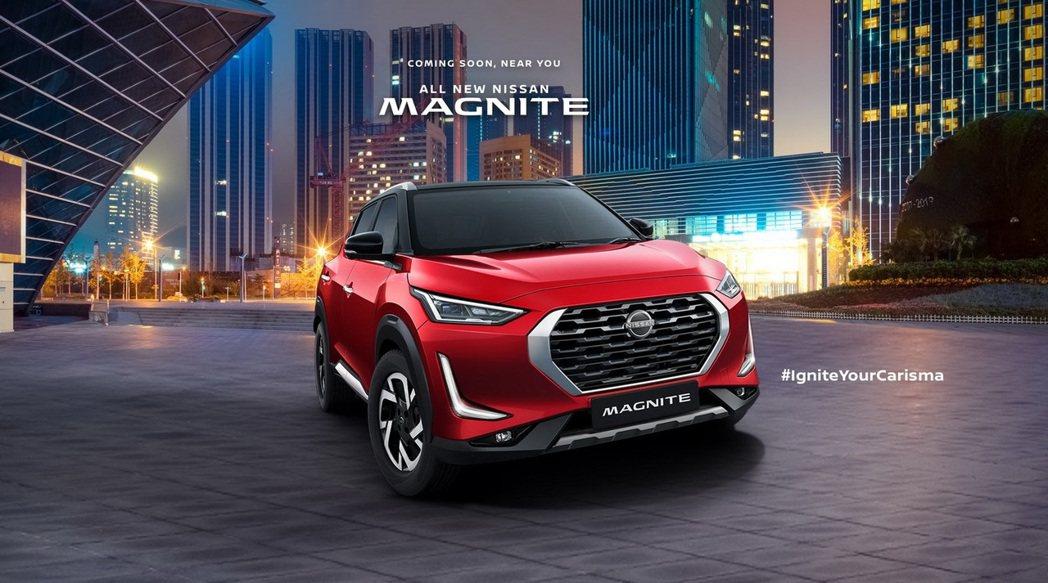 Nissan Magnite。 圖/Nissan提供