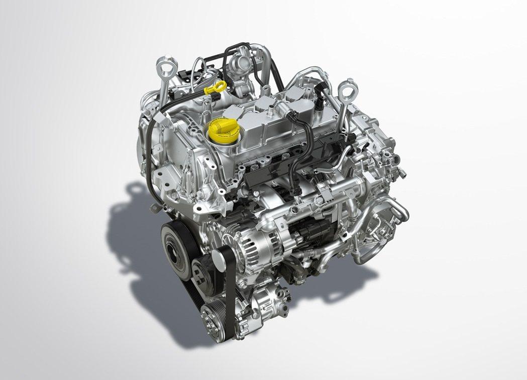 1.0升三缸渦輪增壓汽油引擎有95匹最大馬力。 圖/Nissan提供
