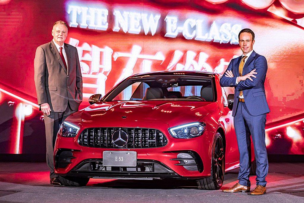 賓士繼續蟬聯Interbrand「2020年全球最有價值豪華汽車品牌」。 圖/M...