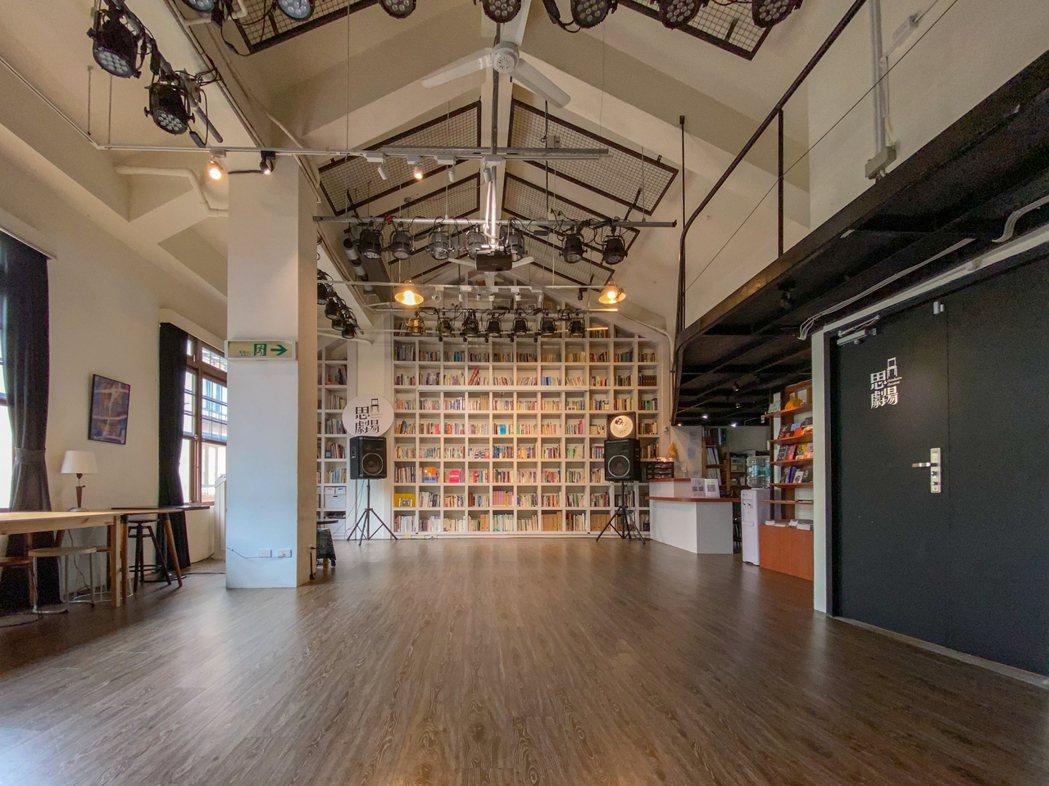 近年多為台北藝穗節自主場地的思劇場,在2003年以「團隊+藝文空間」的方式成立、...