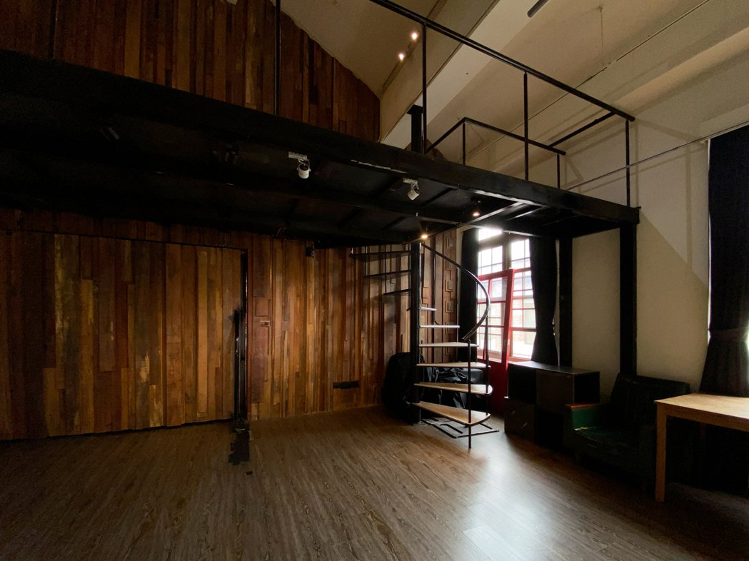 思劇場的特殊之處不只是展演空間,而是從藝術行政的角度深耕在地藝文。 圖/思劇場提...
