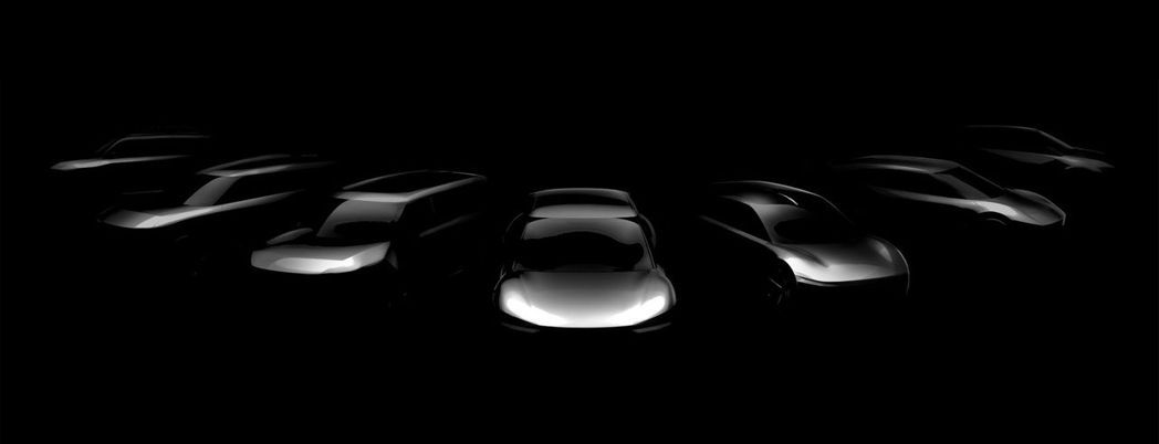 Kia目標在七年內要推出全新七款純電動車。 摘自Kia