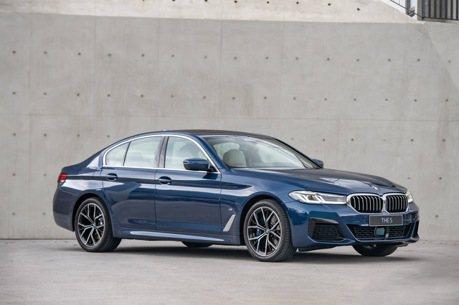 BMW 5系列進駐全台展示中心 限量300台首發版配備升級