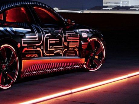 Audi e-tron GT RS確定推出 三馬達將帶來700匹馬力!