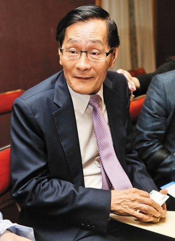 元大銀行董事長范志強請辭。 報系資料照