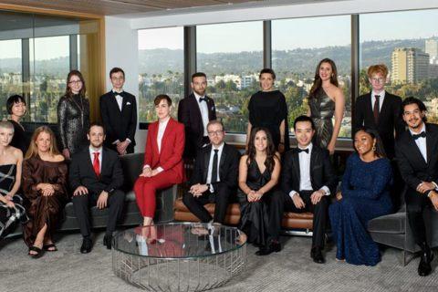 學生奧斯卡獎(Student Academy Awards)今天首度改為線上舉行,表彰疫情時代下,學生電影人的卓越貢獻。前得主、美國知名導演史派克李(Spike Lee)是大會頒獎人之一。法新社報導...