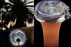 南美洲最大鐘表盛會 墨西哥高級時鐘沙龍 刻正展出