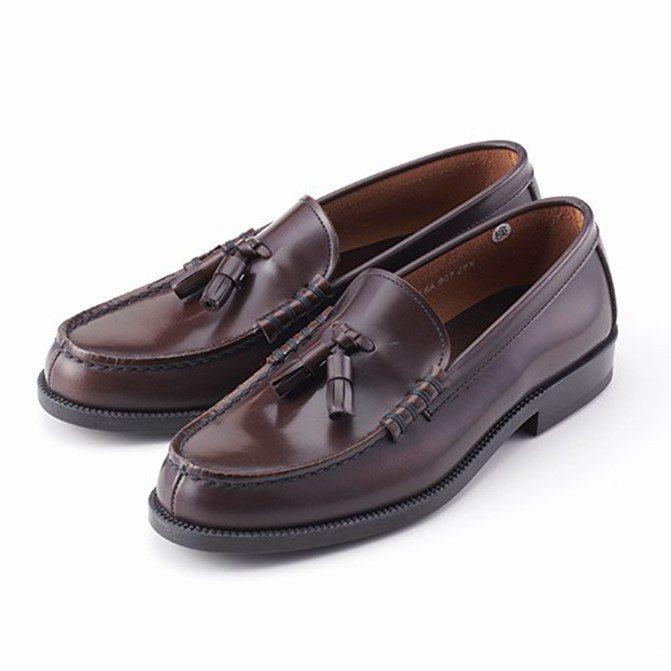 HARUTA 907 Tassel loafer 流蘇樂福鞋,售價4,300元。...
