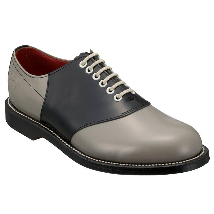REGAL Shoe & Co. 經典馬鞍鞋,售價18,900元。圖/plain...