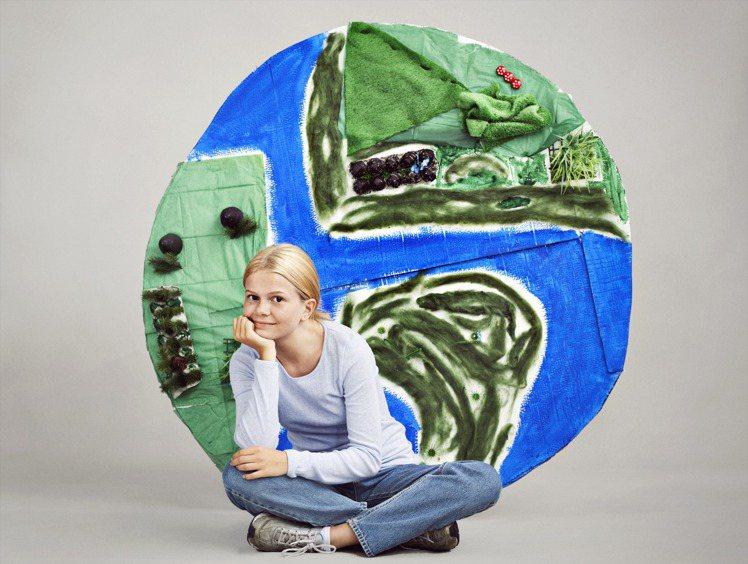 丹麥國際品牌Pandora與聯合國兒童基金會(UNICEF)慈善合作。圖/Pan...