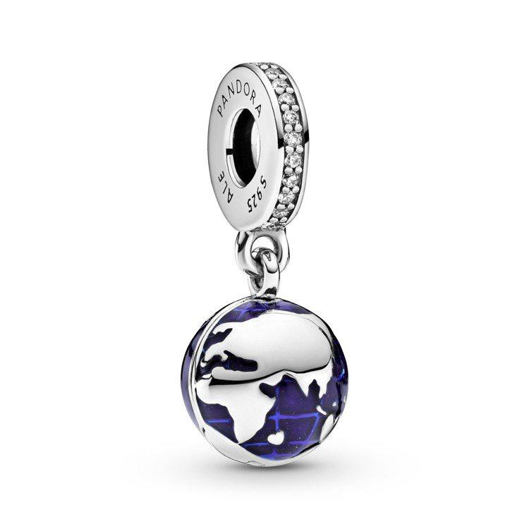 Pandora for UNICEF「Our Blue Planet限量版吊飾」...