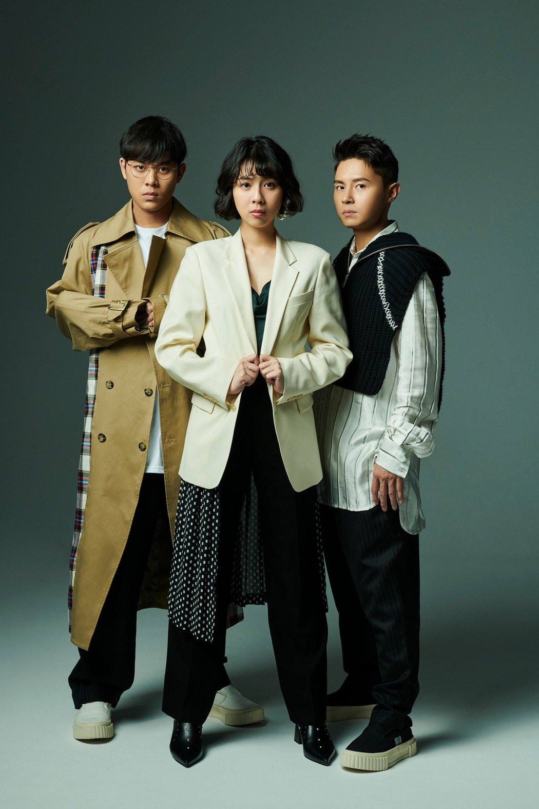 「新生代人氣創作樂團」告五人。圖/TVBS提供