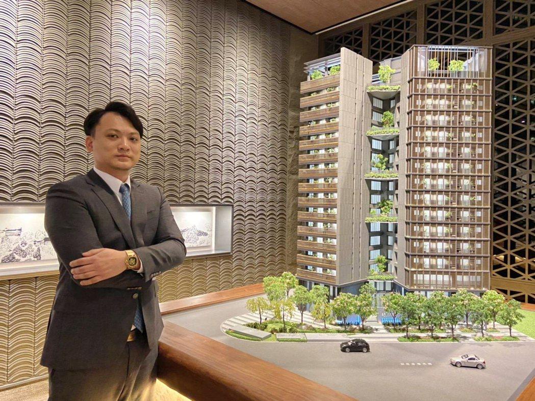 專案經理林大又表示,「東方博舍」是鉅陞建設團隊遠赴四川成都「博舍」國際精品酒店實...