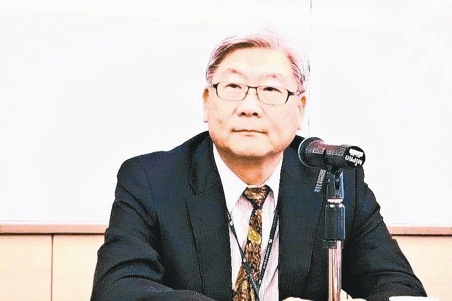 力成董事長蔡篤恭 (本報系資料庫)