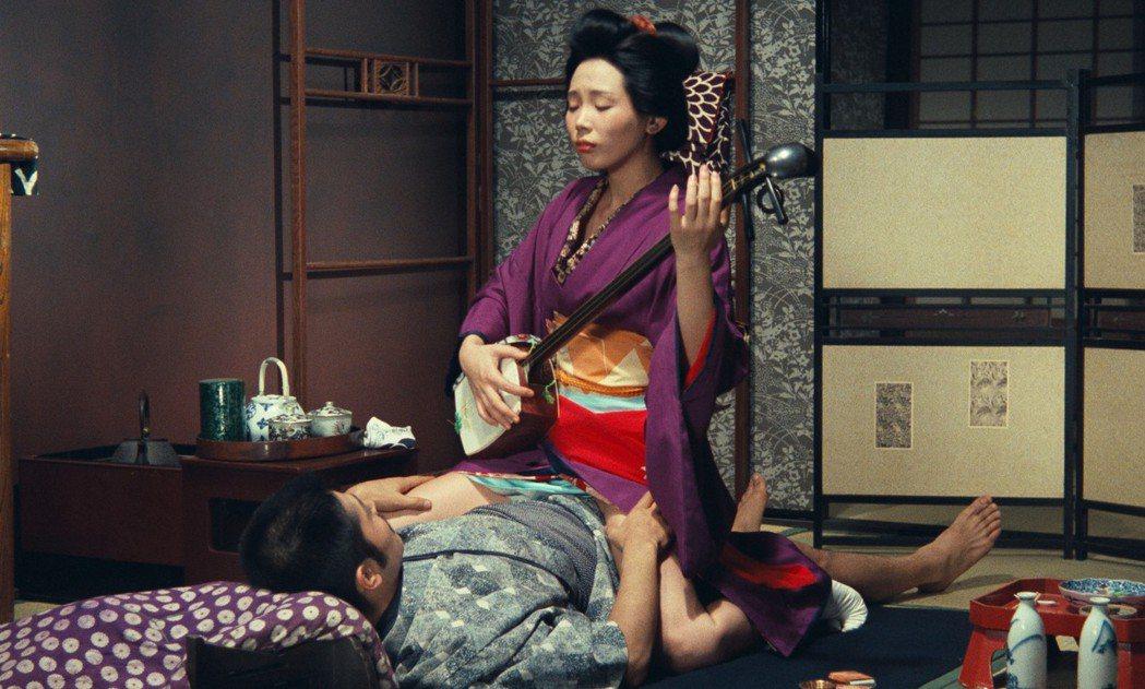 「感官世界」4K數位修復版 10月30日首度在台上映。圖/傳影提供