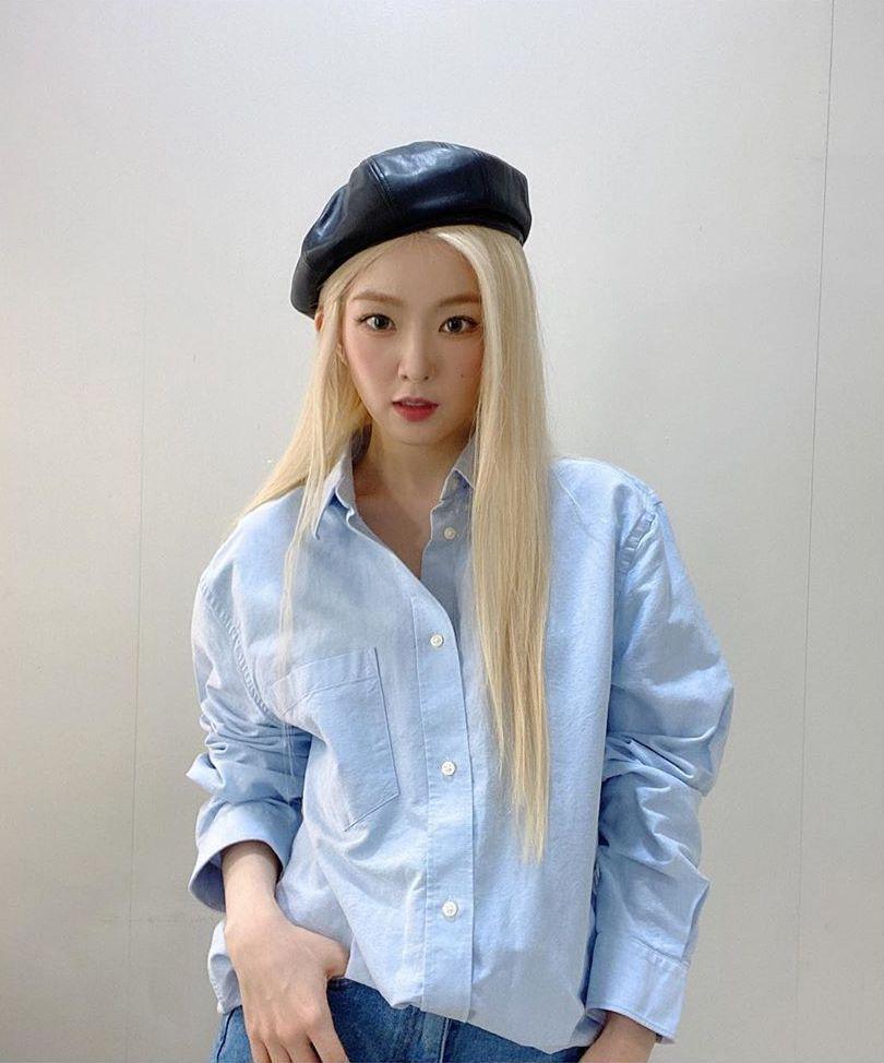Irene的罵人風波,影響到Red Velvet的活動。 圖/擷自Irene I...