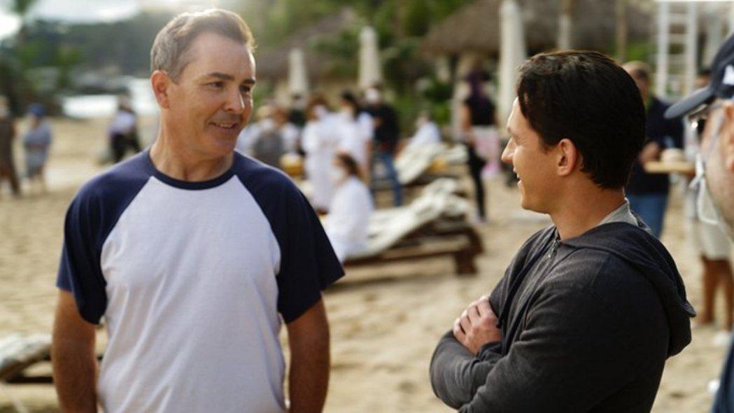 諾蘭‧諾斯(左),湯姆‧霍蘭德(右)
