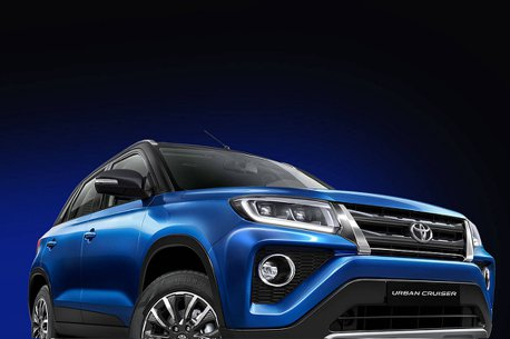 Toyota都會新休旅再一輛!Urban Cruiser復活,印度市場首發