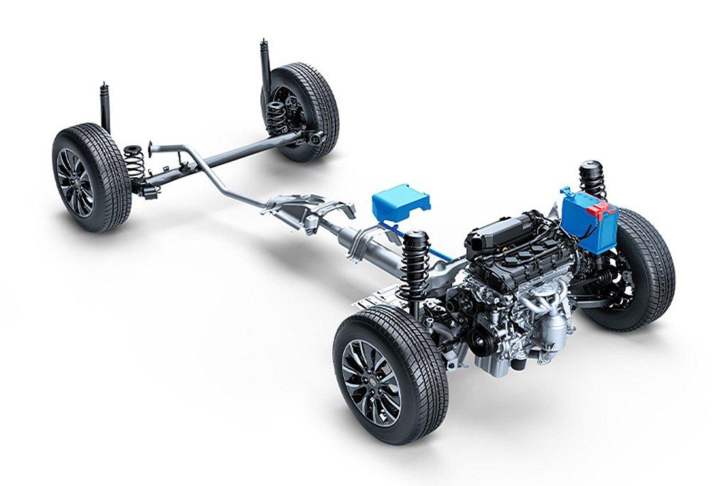 Toyota Urban Cruiser動力來自K-Series 1.5L直列四...