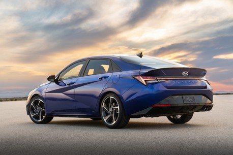 第七代Hyundai Elantra登陸北美 全新N Line、Hybrid車型同步上市!