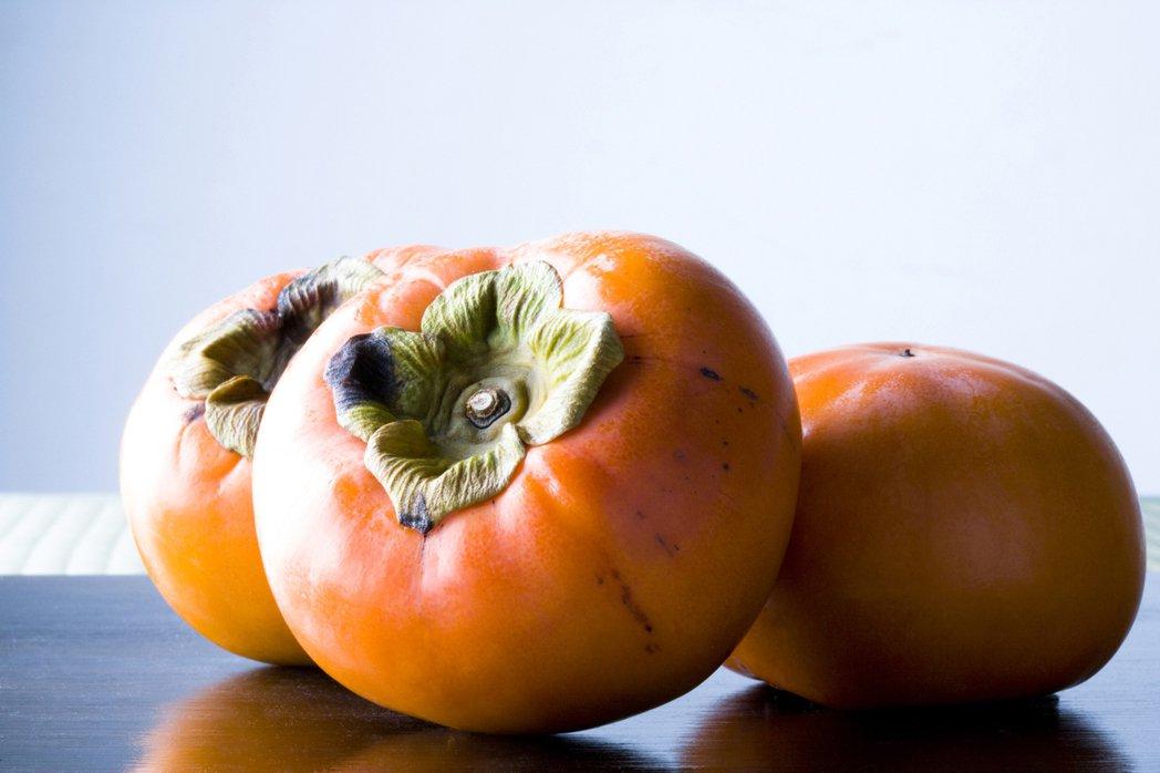 柿子。圖/ingimage