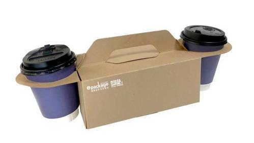 逸昇設計的「雙掛耳式餐盒」。 逸昇設計/提供