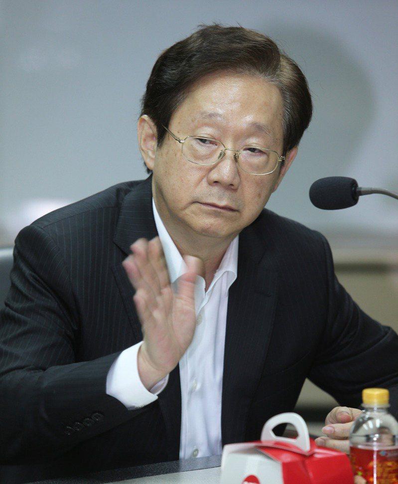 新任大同董事長林文淵(圖)。 圖/聯合報系資料照片