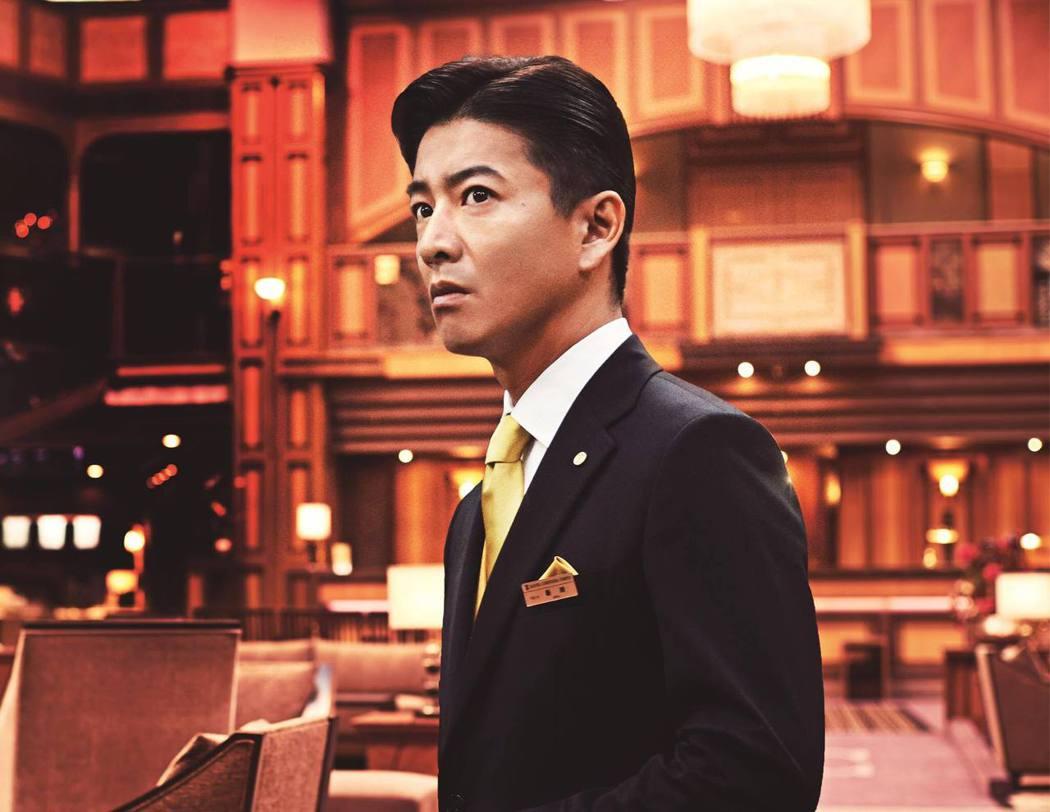 《假面飯店》的新田浩介應該是近年大眾最想看到的「木村拓哉」。