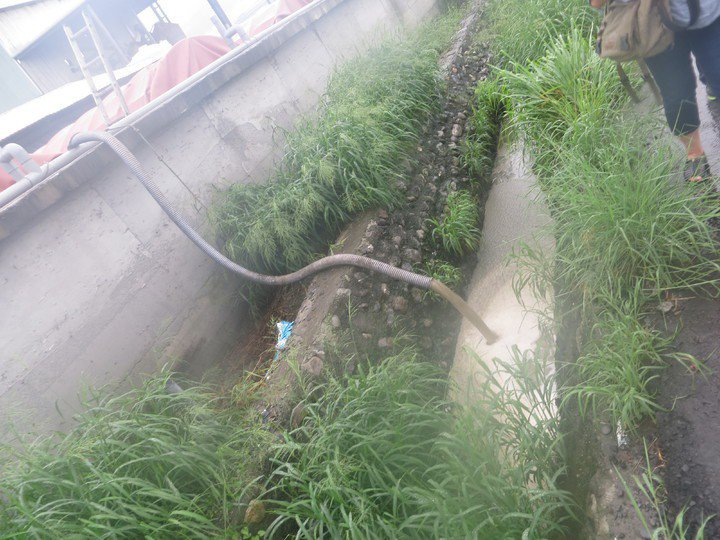 畜牧場廢水處理問題,常讓業者與環保單位大傷腦筋。本報資料照片