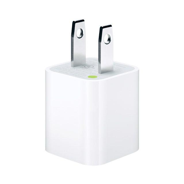 Apple 5W USB電源轉接器,原價590元、PChome 24h購物特價4...