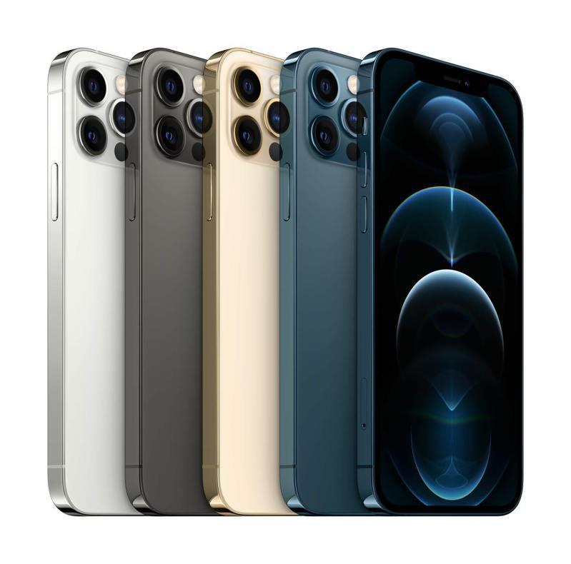 PChome 24h購物今天(10月23日)上午8點首賣iPhone 12 Pro現貨,3分鐘就全數完售。圖/PChome 24h購物提供