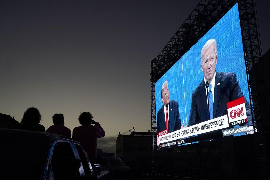 美國總統大選最後一場辯論會增加「靜音鈕」,避免雙方辯論變成互相打岔、叫罵的口水戰...