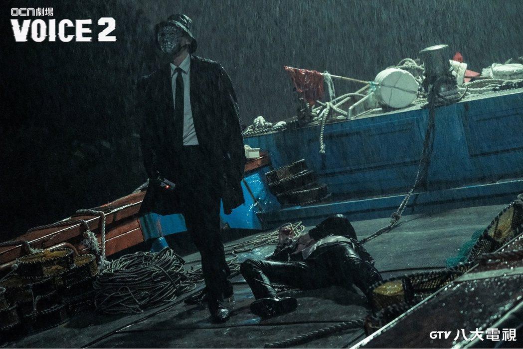 「VOICE2」來勢洶洶,劇組透露新的殺人魔將會比第一季更變態!圖/八大電視提供