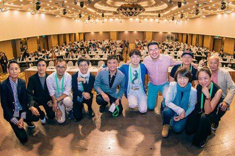 亞洲最大LGBTQ+影視製作研討會「第二屆GOL SUMMIT高峰會」將於11月登場,並增設百萬獎金影視提案獎項,盼為全球LGBTQ+影視製作,提供資金資源助攻。「第二屆GOL SUMMIT高峰會」...