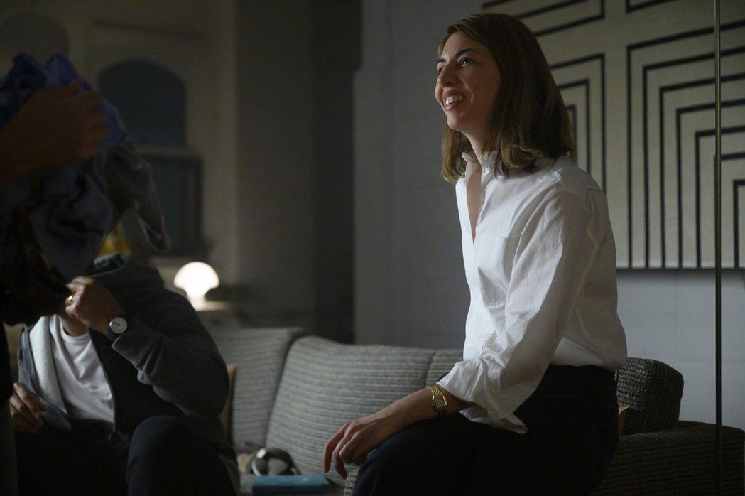 蘇菲亞柯波拉是「教父」系列導演法蘭西斯柯波拉的女兒,也拍過「愛情不用翻譯」等經典