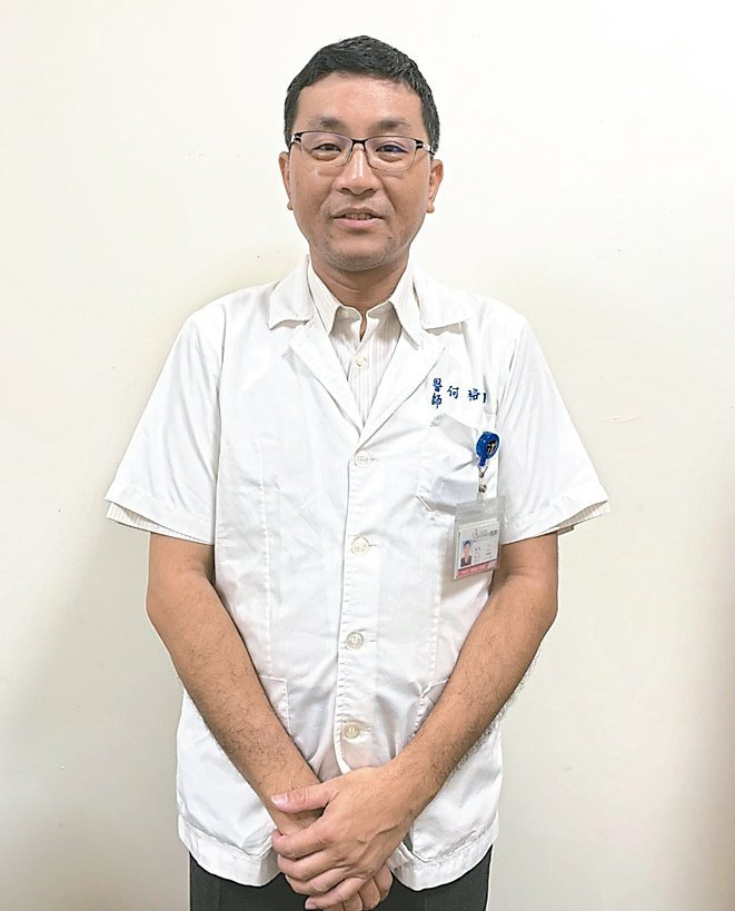 何裕鈞 衛福部新營醫院中醫科主任 圖/新營醫院提供