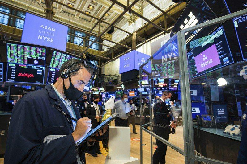 美股23日早盤小漲。美聯社