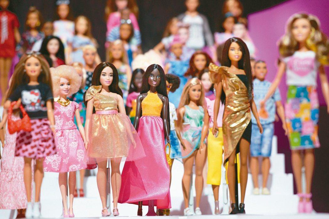 美泰兒上季營收勁增,旗艦產品芭比娃娃銷售更大增29%,締造至少20年來最大單季增...