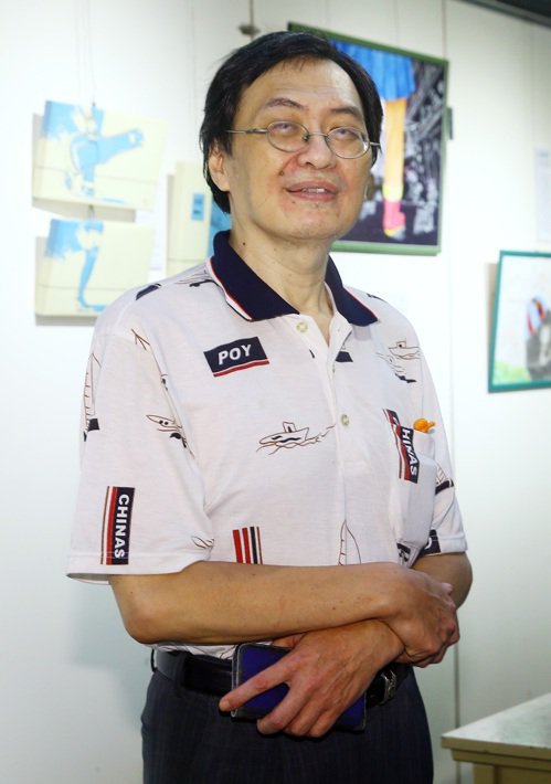 62歲的張品是「瓦磘溝願景社」的顧問。記者杜建重/攝影