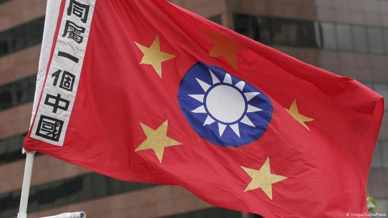 10月24日下午,台灣非營利組織「台灣民主實驗室」發表年度報告,以台灣2020年總統大選為主體,分析中國假訊息在台灣的傳播模式與影響力。圖/德國之聲中文網