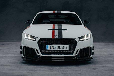 才400ps!Audi慶賀quattro問世40年,推出TT RS專屬特仕車