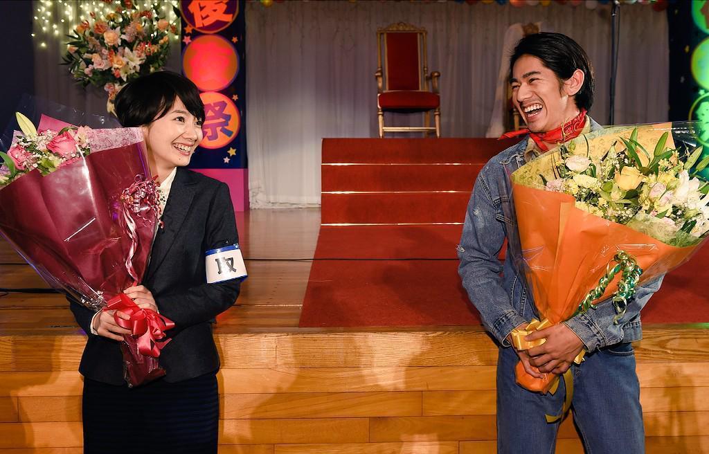 波瑠演出《對不起青春!》。圖/擷自推特