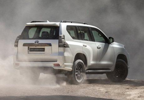 Toyota Land Cruiser也要推出GR性能版?