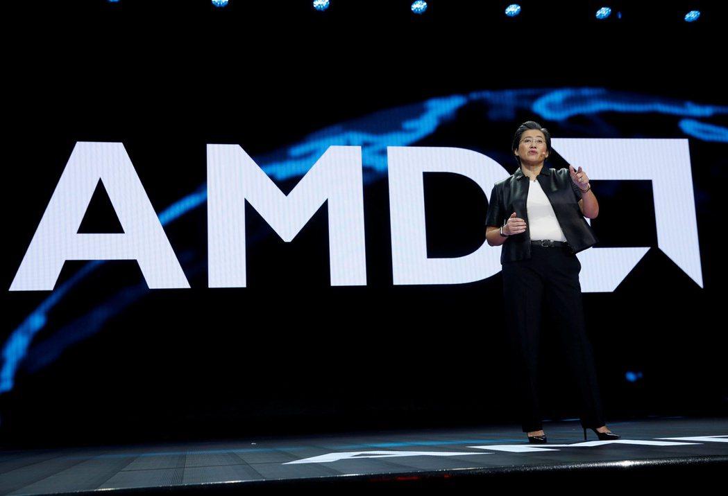 AMD即將在本周發表顯卡新品,圖為超微執行長蘇姿丰。路透