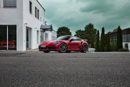 TechArt預告全新Porsche 911 Turbo S動力套件!馬力直上710匹!