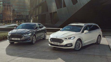 歐規Ford Mondeo將只提供單一Hybrid油電動力!